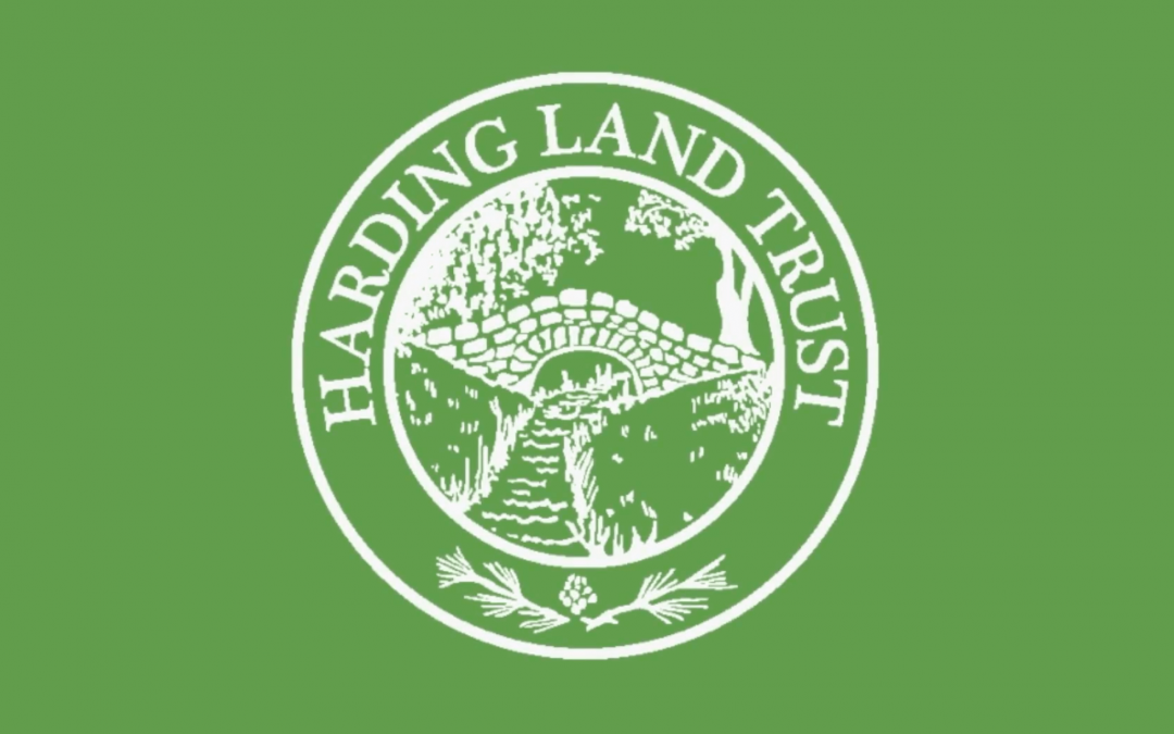 2021 Harding Land Trust Annual Meeting Video